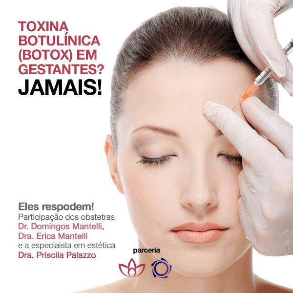 Botox em gestantes não é indicado - Estética Priscila Palazzo