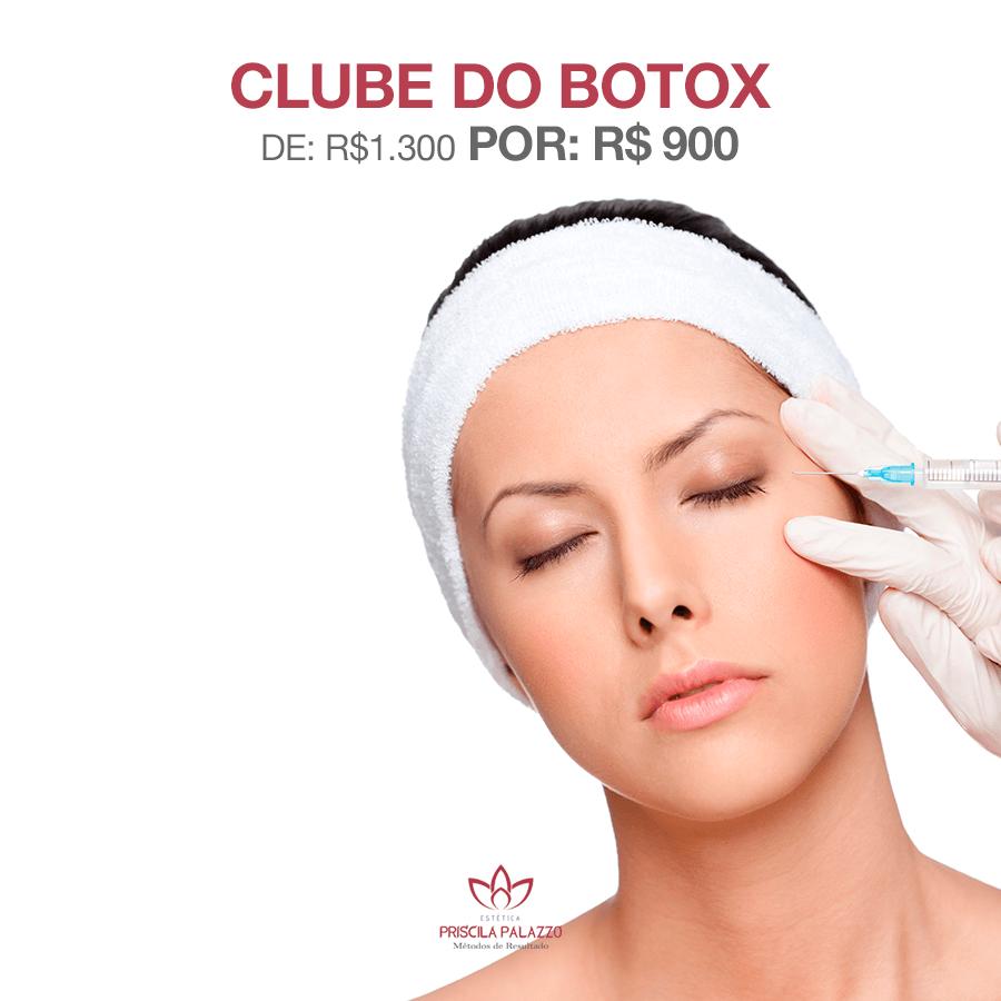 Botox - Estética Priscila Palazzo