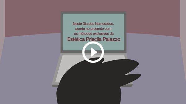 Dia dos Namorados com Estética Priscila Palazzo